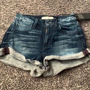 NWOT guess jean shorts